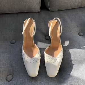 Richard Tyler Wedding Shoes